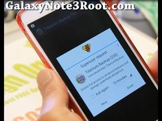 How to Root AT&T/Verizon Galaxy Note 3 on Android 4.4.2!