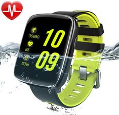 Willful SW018 Bluetooth Smartwatch