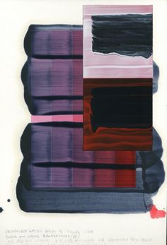 David Reed at Peter Blum (Contemporary Art Daily)