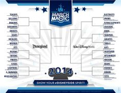 Vote For The Best Disney Attraction During Our 'March Magic Challenge'