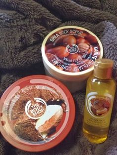 Cold Weather Superstars From The Body Shop