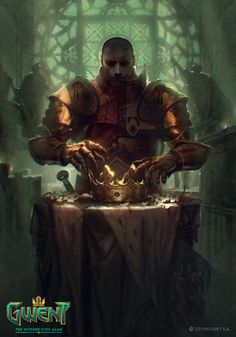 Gwent - Prince Stennis, Lorenzo Mastroianni on ArtStation at https://www.artstation.com/artwork/8OAkn