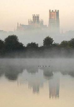 Ely Cathedral, Cambridge, England