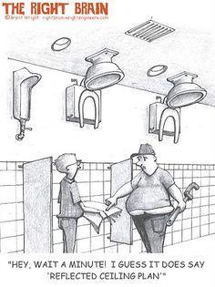 Architecture Cartoons