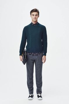 tomorrowland-fall-winter-2014-collection-lookbook-mens-5 - Por Homme - Men's Lifestyle, Fashion, and Culture Magazine