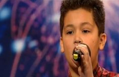 12 Year Old Boy Stuns Crowd After Simon Cowell Humiliates Him | Simon's rude behavior stops this young boy from singing his first song choice. But, he blows everyone away with his performance, including Simon.