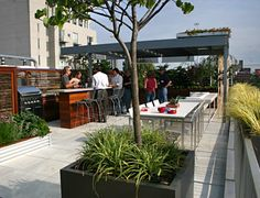 Love Rooftop Gardens | Rooftop Garden Showroom | Chicago Specialty Gardens