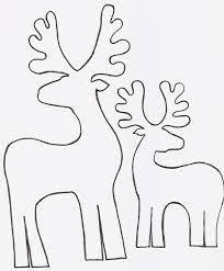 Картинки по запросу patrones de venados en carton