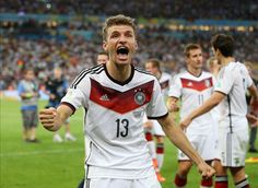 REPORTS: Manchester United have a £45m bid for Thomas Muller rejected. http://www.squawka.com/news/man-uniteds-45m-bid-for-thomas-muller-has-been-rejected-reports/274455 #mufc #manutd #soccer #football #fcb