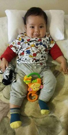 """Baby Isaac"" 11 Marzo 2016"