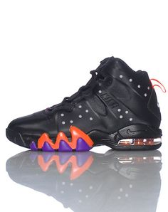 best loved 397fa 58f2f NIKE KIDS AIR MAX BARKLEY SNEAKER Black. Charlie. size 1Y.  39.97. Barbie  Hartley · Running Shoes