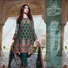 """""""Beauty of a Good Dress is that it Gets the Attention and Capture the Hearts"""". Perfect Design for Your Beautiful Personality is AVAILABLE NOW! Price: Rs.3600 For purchase of the dress, please visit www.HauteCouture.pk"""