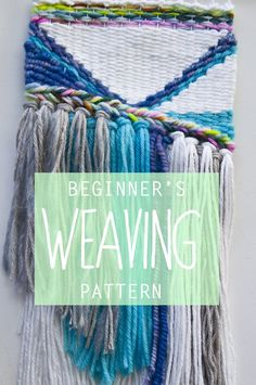 Earlier this week I talked about finding your own artistic style. But if you're thinking right now, Alright, you've shown me how to get a loom started, you've shown me many differ…