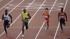 RUNNING FOR THE GOLD