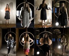 Helsinki | like  Blooming in fall was the @IvanaHelsinki Fall Winter 08/09 collection