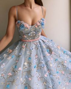 Spaghetti Strap Sweetheart Prom Dress Long with Lace Flowers, Gorgeous Formal Dr. - Spaghetti Strap Sweetheart Prom Dress Long with Lace Flowers, Gorgeous Formal Dress – Source by – Prom Dresses Blue, Ball Dresses, Ball Gowns, Formal Dresses, Casual Dresses, Sexy Dresses, Summer Dresses, Wedding Dresses, Blue Evening Dresses