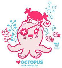Charuca Love Octopus