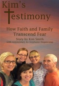 How can we have FAITH in the face of FEAR? In this post, by the amazing testimony of a woman battling brain cancer, be reminded that no matter where you are on this journey of life -- no matter what fear is staring you down -- you are never, ever alone.