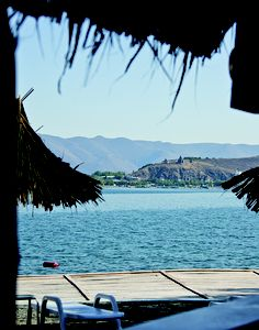 Sevan Lake, Armenia.