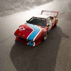 Bmw M1, Old Sports Cars, Sports Car Racing, Le Mans, Classic Race Cars, Alfa Romeo Cars, Mode Of Transport, Bmw Cars, Courses