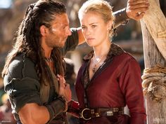 Charles Vane and Eleanor - what might have been.