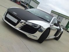 crome | Chrome | Wrapture Vehicle Wraps