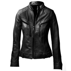 Biker Leather Jacket Motorbike Jackets, Riders Jacket, Motorcycle Jacket, Real Leather, Biker Leather, Leather Jackets, Fashion Design, Outerwear Jackets, Collection