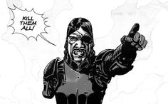 10 Reasons Why The Walking Dead Comic Is Better Than The TV Show - To me, at least!
