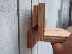 Cool Woodworking Tips - Build A French Cleat Shelf - Easy Woodworking Ideas, Woodworking Tips and Tricks, Woodworking Tips For Beginners, Basic Guide For Woodworking http://diyjoy.com/diy-woodworking-tips