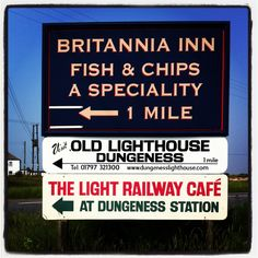 Signs, Dungeness Romney Marsh, Famous Landmarks, Romantic Travel, Bobs, Family Travel, Growing Up, Britain, Holidays, Signs