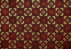 Japanese Cotton, Japanese Kimono, Vintage Japanese, Gold Background, Kimono Fabric, Vintage Fabrics, Serenity, Quilts, Etsy