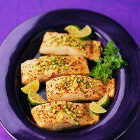 Une recette de saumon simple et rapide !