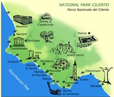 National Park Cilento