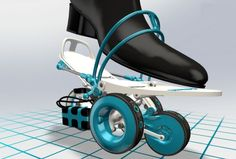 Rollkers – Electric skates that'll simplify commuting, come CES 2015 - http://authoritywearables.com/rollkers-electric-skates-thatll-simplify-commuting-come-ces-2015