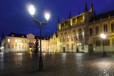World Heritage Site Infos: Historic Centre of Brugge