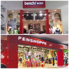 Points of parity Penshoppe, Broadway Shows, Bench, Desk, Bench Seat, Sofa, Crib Bench