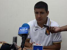 """VIDEO. Luis Hernández: """"Muchas gracias a los hinchas por alentarnos desde las redes sociales"""" http://hbanoticias.com/6761"""