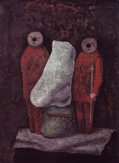 """""""Puss in Boots"""" - Stasys Eidrigevicius (http://eidrigevicius.com/index.html)"""