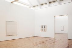 Agnes Martin @ Dia Beacon. One of the most beautiful installations I've ever seen.
