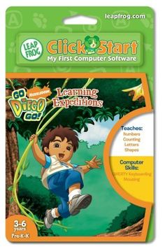 Leapfrog Clickstart Educational Software:Go Diego Go, http://www.amazon.com/dp/B00134V538/ref=cm_sw_r_pi_awdm_hKzYwb1W7T0TQ