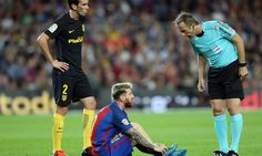 Injuries give Barcelona genuine test = Okay, it's about that time.  For most top-flight football teams competing in domestic leagues, there comes a time in the season where the fog clears and they realize they're face-to-face with a wall of stone. Inasmuch as this obstruction seemingly comes.....