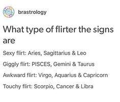 Freakiest zodiac sign
