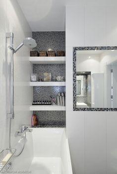 Alcove, Home Remodeling, Bathtub, Bathroom Ideas, Standing Bath, Bathtubs, Bath Tube, House Remodeling, Bath Tub