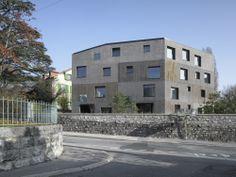 Urban Villa Beaumont / 2b Architects