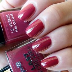 Perfektes Dupe für den Chanel Nagellack April: p2 Hold me tight http://www.combeauty.com/zeigt-her-eure-dupes.html
