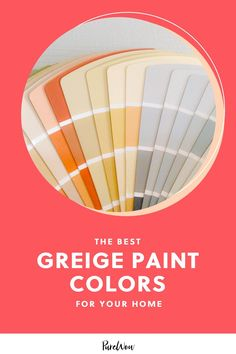 If you can't decide on the right neutral for your walls, consider greige, a combination of gray and beige. It can skew warm or cool, and we've got the 10 best greige paint colors to try, no matter which direction you're going in. #grey #beige #greige Home Decor Trends, Home Decor Inspiration, Bleeker Beige, Grey And Beige, Gray, Accessible Beige, Greige Paint Colors, Cool Undertones, Design Movements