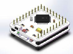 Microduino: Arduino in your pocket --small, stackable, smart by Microduino Studio — Kickstarter
