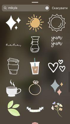 Instagram Feed, Instagram Emoji, Creative Instagram Stories, Instagram And Snapchat, Instagram Story Ideas, Instagram Quotes, Fond Design, Snapchat Stickers, Insta Photo Ideas