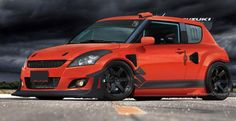 Its all about modified swift car designs. Suzuki Swift Tuning, Suzuki Swift Sport, New Swift, Car Station, Sand Rail, Modified Cars, Rally Car, Car Wrap, Jdm Cars