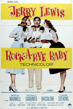 Watch Rock a Bye Baby full hd online Directed by Frank Tashlin. With Jerry Lewis, Marilyn Maxwell, Connie Stevens, Reginald Gardiner. Jerry Lewis, Baby Movie, Love Movie, Movie Tv, Old Movies, Vintage Movies, Great Movies, Famous Movies, Vintage Posters